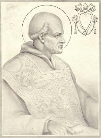 Pope John I - Image: Papa Ioannes I