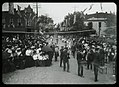 Parade for the unveiling of the Adolph A. Weinman Abraham Lincoln statue in Hodgenville.jpg