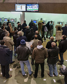 Betting on horse racing - Wikipedia