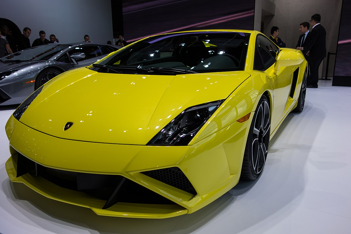 lamborghini gallardo wikipedia wolna encyklopedia. Black Bedroom Furniture Sets. Home Design Ideas