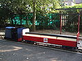 Park Gates stn blue train Barking Park Light Railway.JPG