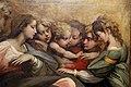 Parmigianino (ambito), matrimonio mistico di santa caterina d'alessandria, 1524 ca. 03.jpg