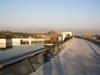 Parque Juan Carlos I view01