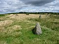 Part of Mitchell's Fold, stone circle - geograph.org.uk - 1564752.jpg