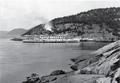 Passenger vessel Saguenuay, moored in Tadoussac, circa 1930.png