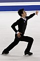 Patrick Chan at the 2010 World Championships (1).jpg