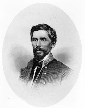 153rd Infantry Regiment (United States) -  COL Patrick Cleburne, Commander, 1st Arkansas State Troops, 15th Arkansas, Confederate States Army