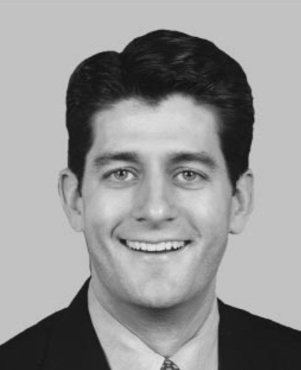 Paul Ryan in 2001
