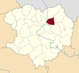 Pechenihy Raion Former subdivision of Kharkiv Oblast, Ukraine