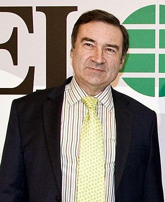 Pedro J. Ramírez - Image: Pedro J. Ramírez (2011)