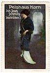 Pelzhaus Korn, Jean Schmitz, Saarbrücken, Reklamemarke (1).jpg