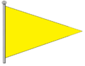 Pennant of Russian Quarentine service (boats) 1832-1835.png