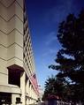 Pennsylvania Avenue façade of the Federal Bureau of Investigation headquarters building, Washington, D.C LCCN2011632395.tif