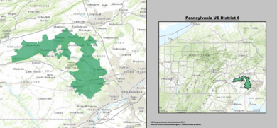 Pennsylvania US Congressional District 6 (since 2013).tif