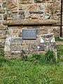 Penzance - plaque on St John's Church.jpg