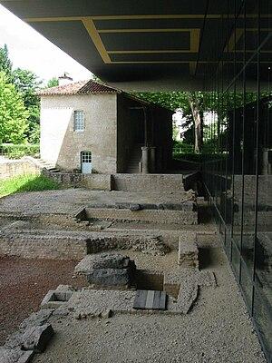Vesunna Gallo-Roman Museum - Image: Perig musee 1