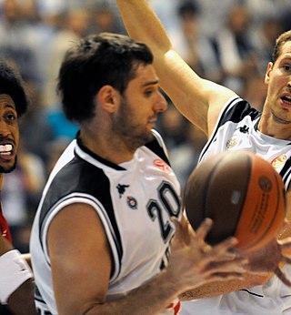 Serbian basketball player