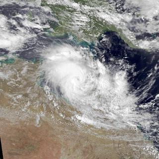 Cyclone Peter