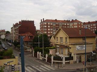 Noisy-le-Sec Commune in Île-de-France, France