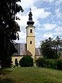 Pfarrkirche Bad Schwanberg Kirchturm.jpg