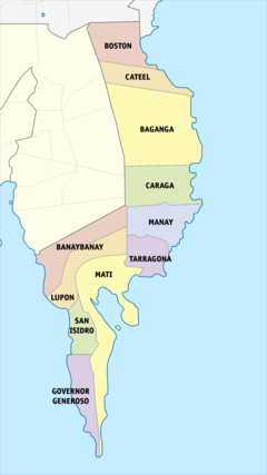 Davao Oriental - Wikipedia