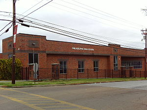 Philadelphia Public School District - Philadelphia High School