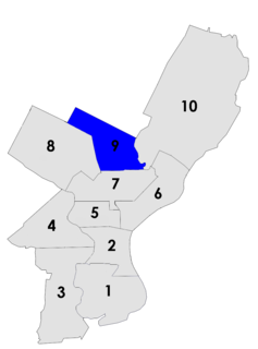 1958 Philadelphia City Council special election