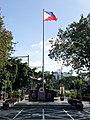 Philippine Flag at Manila City Hall 03.jpg