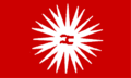Philippine revolution flag magdiwang corrected2.png