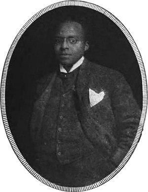 Philip A. Payton Jr. - Philip A. Payton Jr., circa 1907