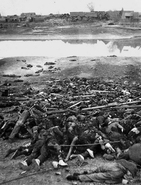 Photo 02 in Nanjing Massacre (Itou Kaneo's Album)