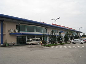 Image illustrative de l'article Aéroport international de Phú Bài