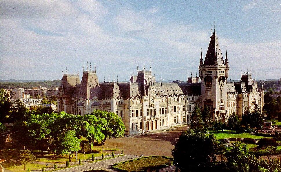 Piața Palat, Iași, Roumanie