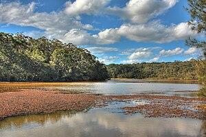 Picnic Point, New South Wales - Yeramba Lagoon