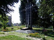 Pidberezzia Gorokhivskyi Volynska-Monument to the countrymen-general view.jpg
