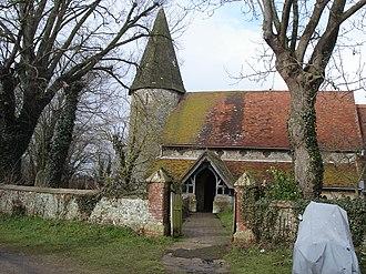 Piddinghoe - Piddinghoe church