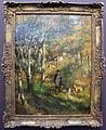 Pierre-auguste renoir, il pittore le coer che caccia nella foresta di fontainebleau, 1866, 01.JPG