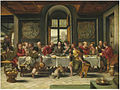 Pieter Coecke van Aelst and Workshop- The Last Supper.jpg