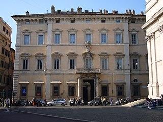 Palazzo Altieri palazzo