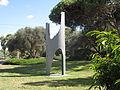 PikiWiki Israel 33309 Sculpture by Yael Artzi in Kibbutz Sdot Yam.JPG