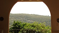 PikiWiki Israel 5252 Looking from a window of Ein Hod.JPG