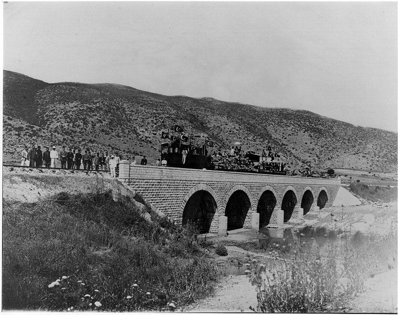 גשר רכבת הקישון