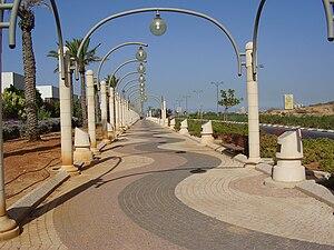 PikiWiki Israel 9694 jewish laureates promenade in rishon lezion