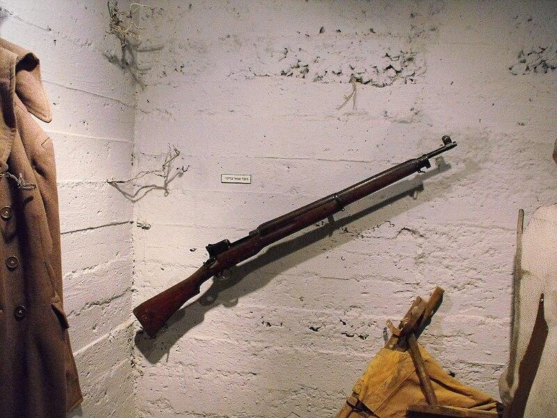 """מוזיאון """"גשר"""" - כלי נשק"""
