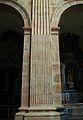 Pilastra a l'església de sant Miquels dels Reis.JPG