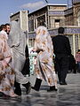 Pilgrims and People around the Holy shrine of Imam Reza at Niruz days - Mashhad - Khorasan - Iran 063.JPG