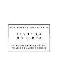 Pintura Moderna (1936) - Museo Nacional de Bellas Artes.pdf