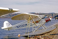 250px Piper_PA 11S_N4580M_Floats_Renton_03.11.73_edited 3 piper pa 30 twin comanche wikivisually