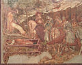 Pisa, Camposanto trionfo della morte 16 opening the graves.JPG