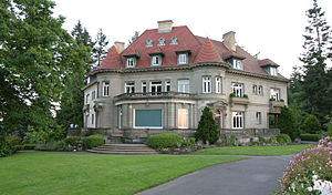 Henry Pittock - Pittock Mansion